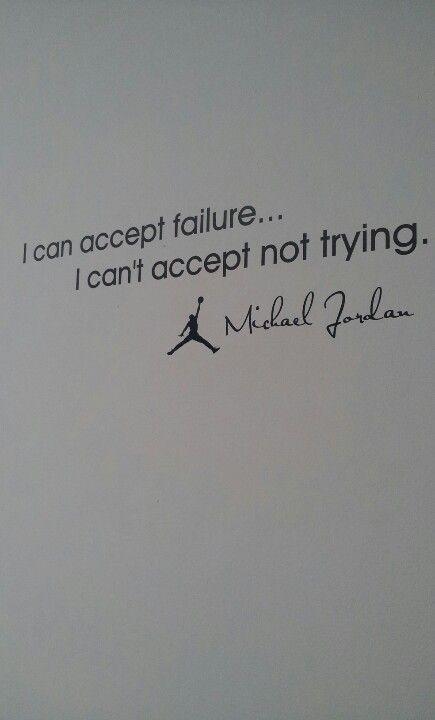 #Jordan #Quote in my room please!