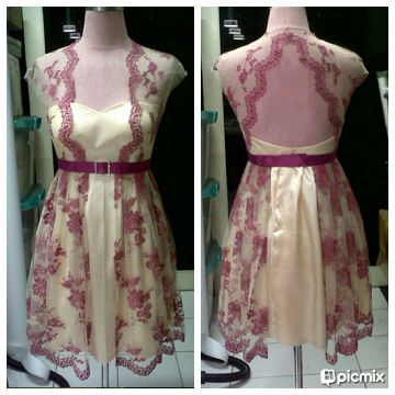 Dress for Andam
