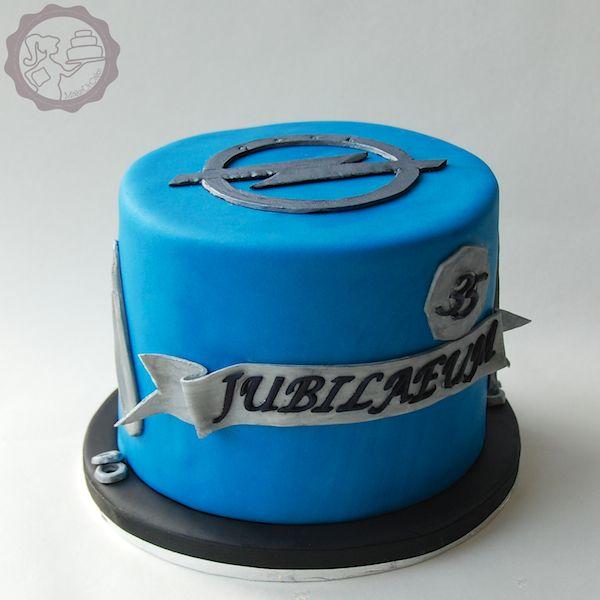 MakeUrCake - Opel Cake