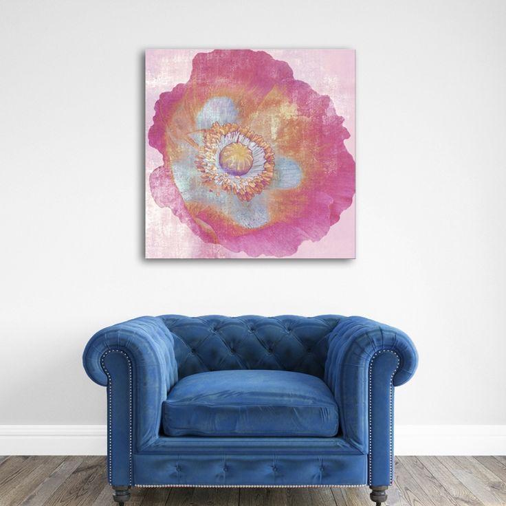 MAK POLNY MIXGALLERY flowers,pink,wallart,canvas,canvas print,home decor, wall,framed prints,framed canvas,artwork,art