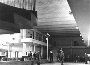 Mesterværk - lufthavnsterminal fra 1939 genskabt og fredet