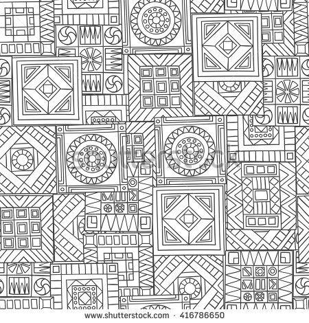 #Zentangles #Patterns