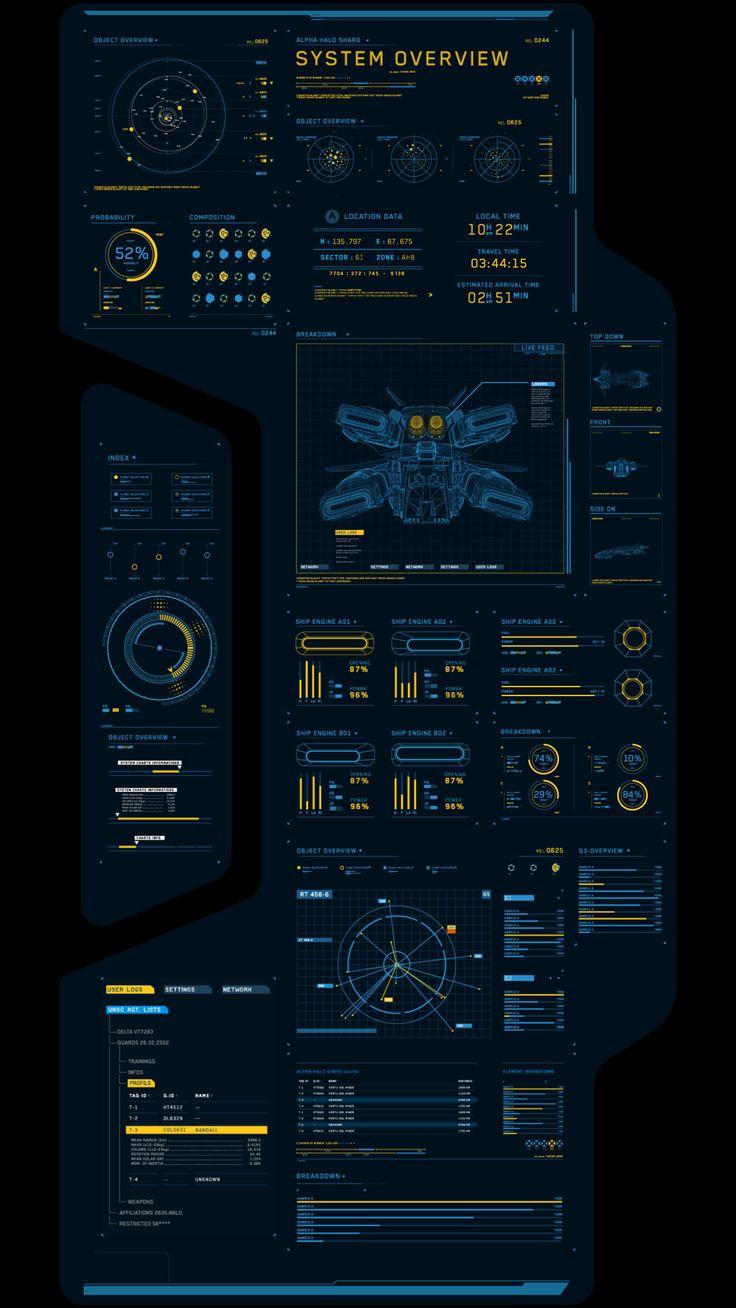Halo: Nightfall » [David Bauer]