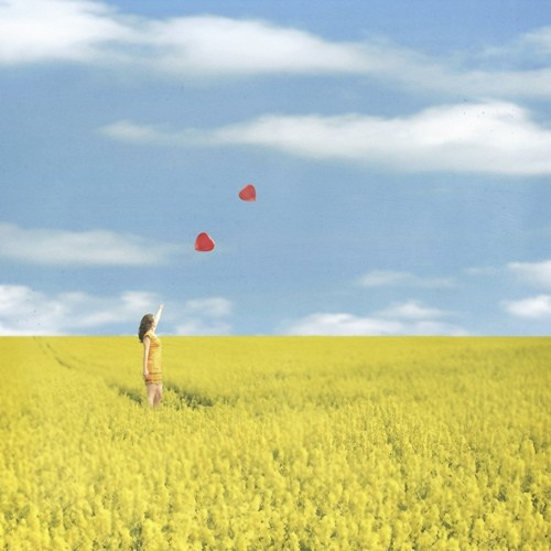 : Corn Fields, Heart Balloon, Blue Sky, I Love You, Dreams, Love And Light, I Want You, Love Is, Kites