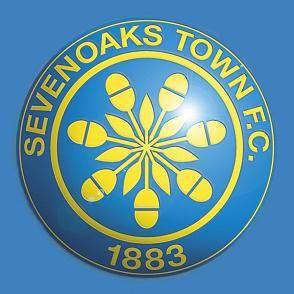 SEVENOAKS TOWN FC   -  SEVENOAKS - kent-