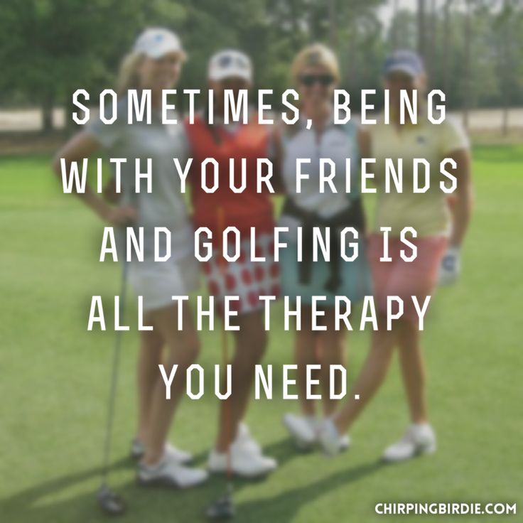 Golf therapy and women who golf, women's golf, women gofers, female golfers, golf quotes, golf reviews for women