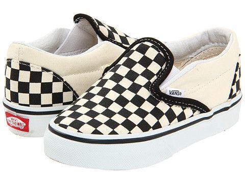 Vans Kids Classic Slip-On Core (Toddler)
