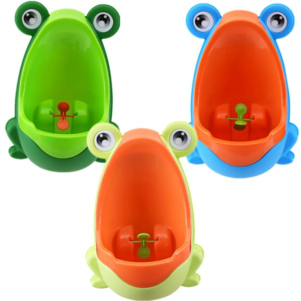 Lovely Frog Children Potty Toilet Training Kids Urinal for Boys Pee Trainer Bathroom at Banggood