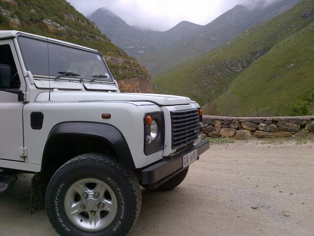 Montagu Pass, George, South Africa