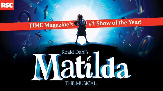 Winner of a record-breaking seven Olivier Awards including Best Musical, Matilda is more than a show, it's a phenomenon. Based on the beloved novel by Roald Dahl, Matilda is the story of an extraordinary girl who dares to take a stand and change her destiny.