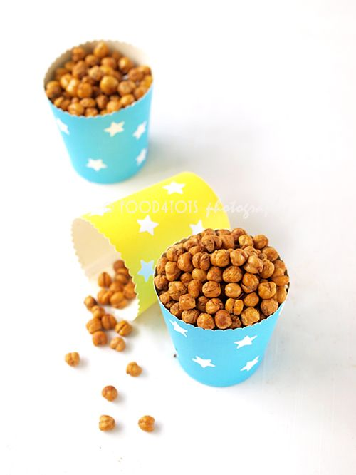 roasted chickpeas, roasted garbanzo beans, snack, toddlers, legume, beans