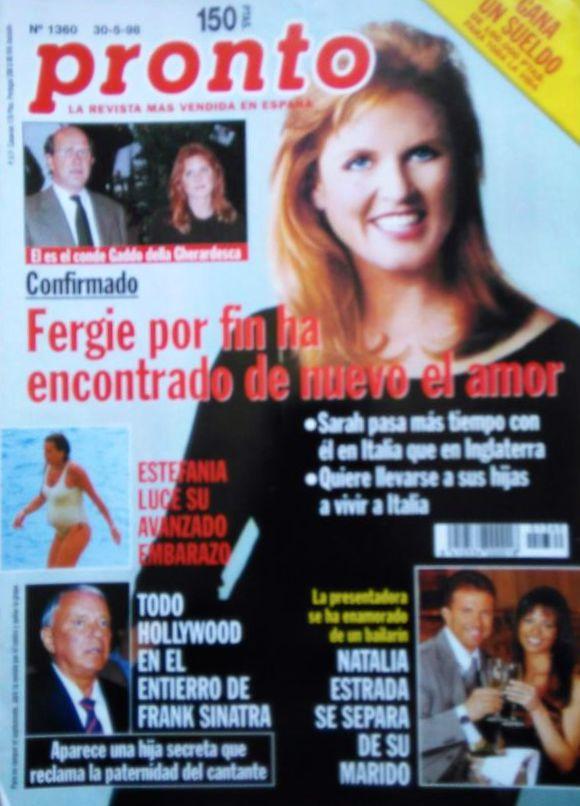 pronto 30.05.1998 - Fergie