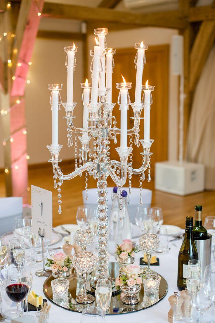 Best crystal candelabra ideas on pinterest