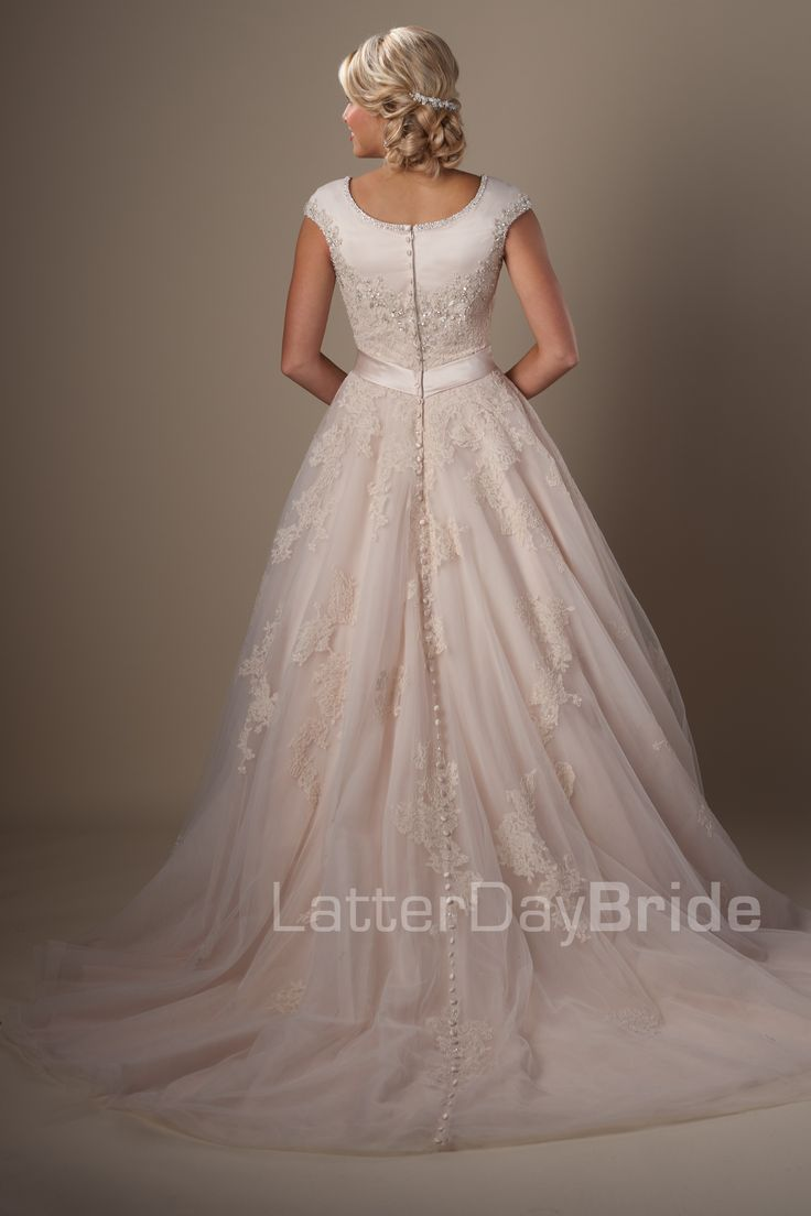 Modest Wedding Dresses : Rosenthal. Latter Day Bride, Gateway Bridal & Prom
