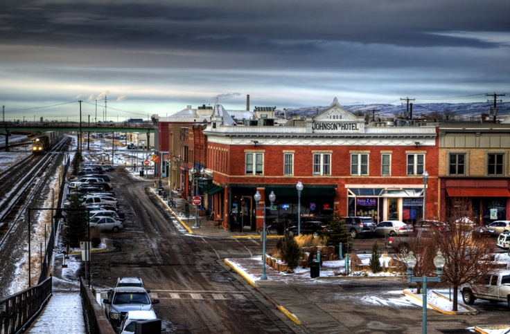 LARAMIE, WYOMING - Visitor's Guide