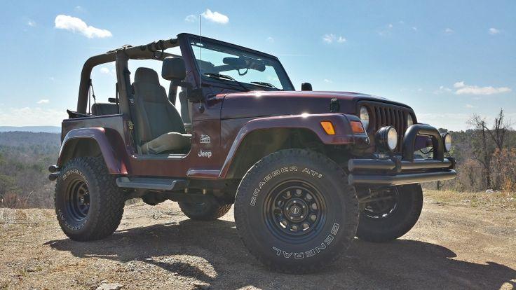 2003 Jeep Wrangler Sahara