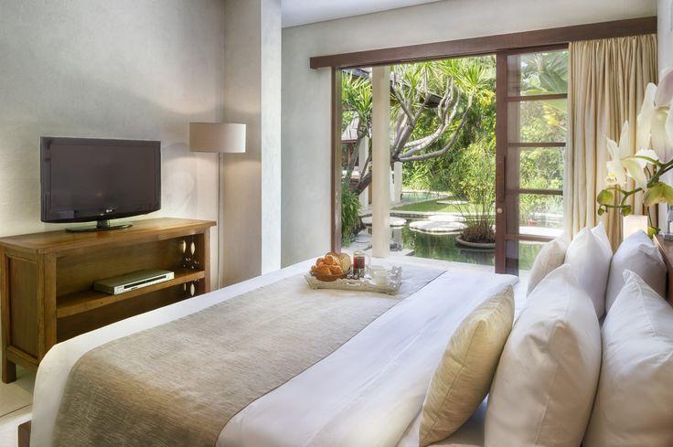 Villa 999 bedroom at Villa Kubu, Seminyak, Bali