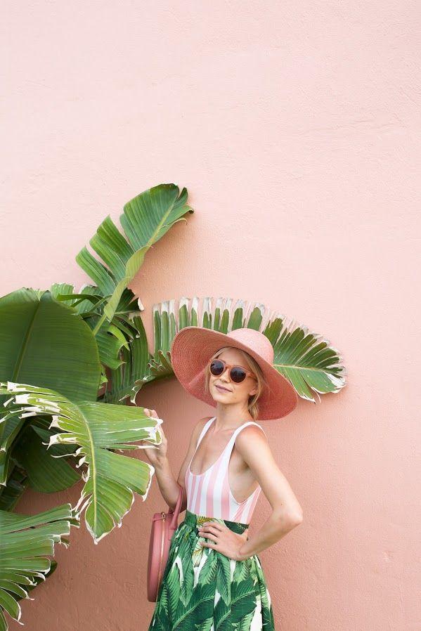 pink palm // bermuda   Atlantic-Pacific   Bloglovin'