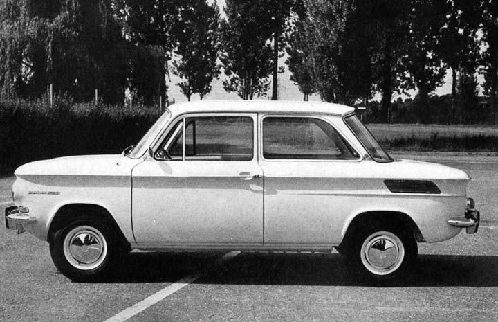 Prinz 1000 - 1964