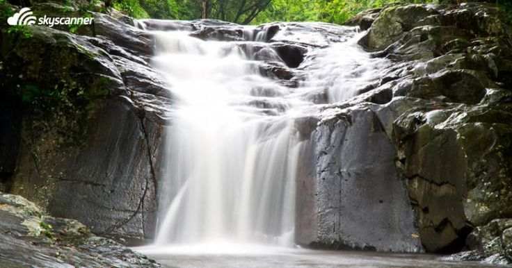 Pala-U Waterfall, Prachuabkirikhan, Thailand