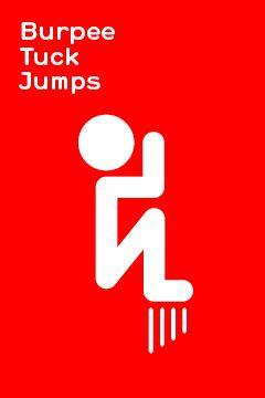 New Year's Detox AMRAP Workout (+ January's 100 Burpee Challenge!)