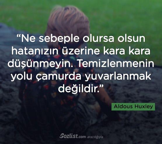 #aldous #huxley #sözleri #yazar #şair #kitap #şiir #özlü #anlamlı #sözler