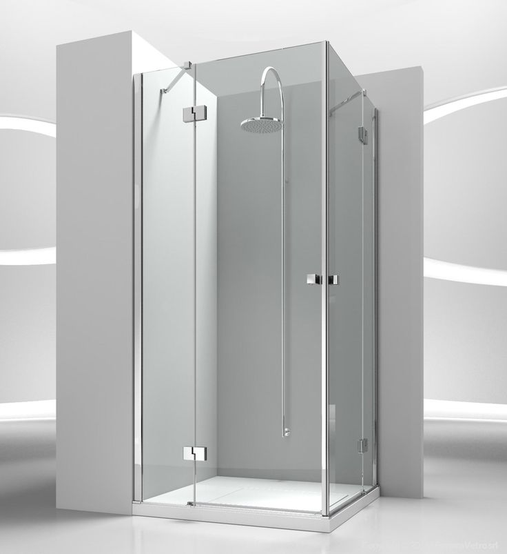 sa+sa : sintesi shower enclosures models - pivot door | by @vismaravetro