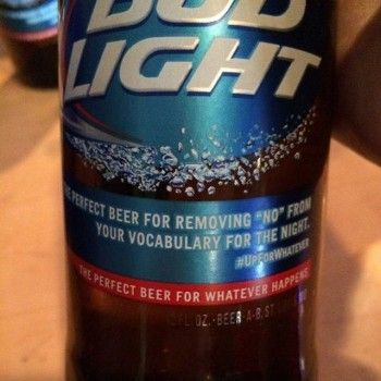 Bud Light sorry for 'rapey' beer slogan