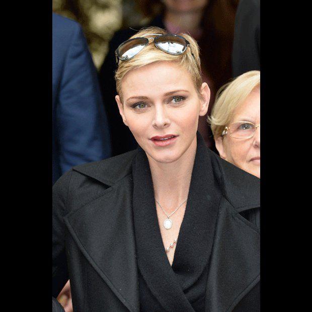 Fürstin Charlène überrascht mit neuem Look