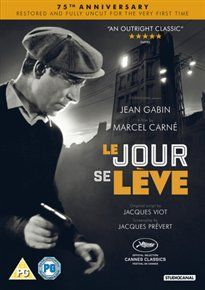 Marcel Carnes LE JOUR SE LEVE Re Issued On Dvd