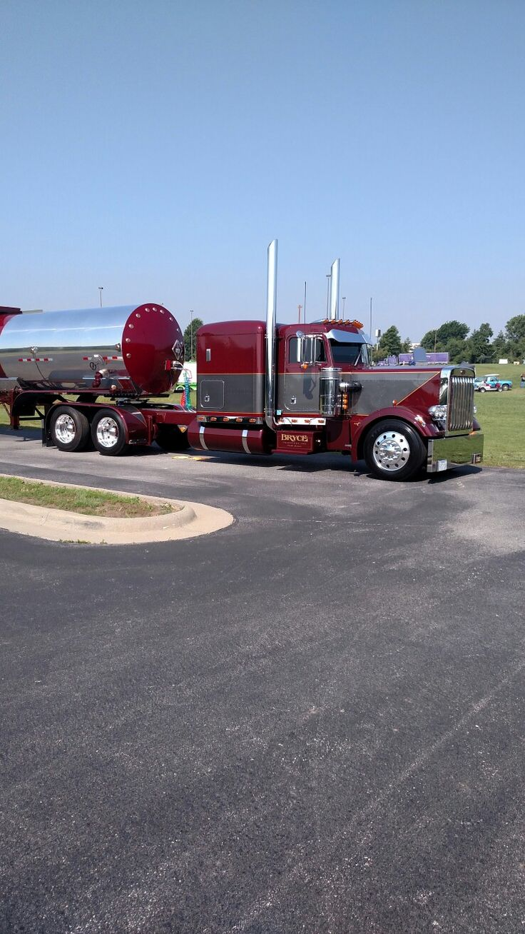 883 Best Images About Classic Semi Trucks On Pinterest