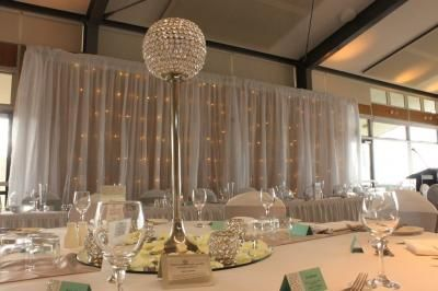 International travel and glamour was the theme for Hayley's beautiful wedding at Fort Scratchley Function Centre in Newcastle this year. Each table hosted a different name of a country that the Bride and Groom had travelled to during their relationship together.     Paramount Event Hire were thrilled to be involved with assisting the Bride wit...