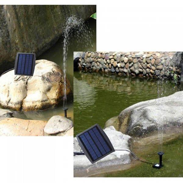 Die besten 25+ Solarbetriebene wasserspielpumpe Ideen auf