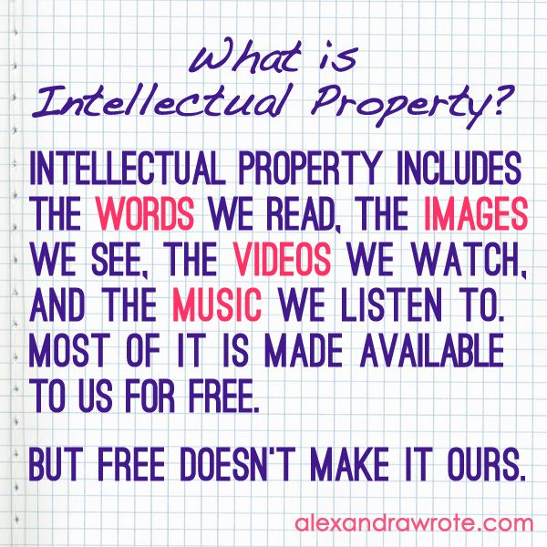 Intellectual Property Copyright: 17 Best Images About Copyright On Pinterest
