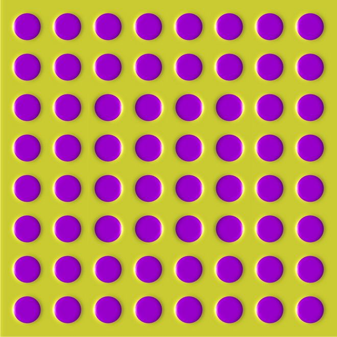 Best ART PATTERNS ILLUSIONS Images On Pinterest Mandalas - Fascinating optical illusion disguises 12 black dots right in front of you