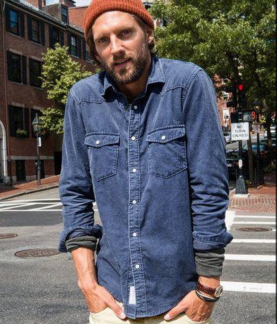 Shirt beanie beard fashion men tumblr Style streetstyle