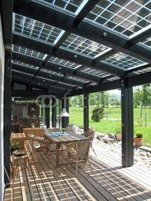 solar backyard canopy - Google Search
