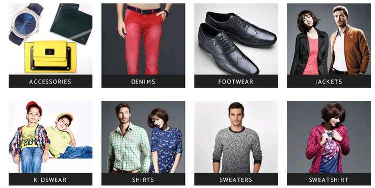 Buy Online Men's