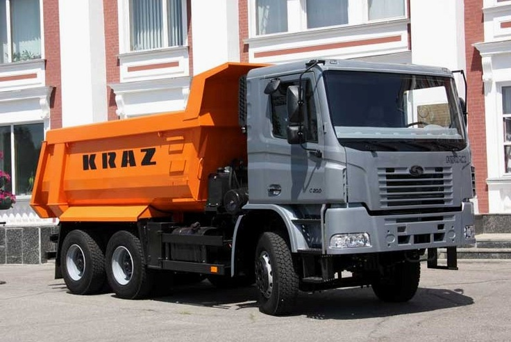 2013 KRAZ of Ukraine