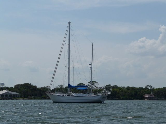 Nautical 56 sail yacht for sale