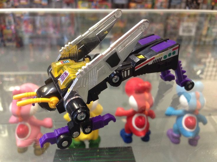 Hasbro Transformers Insecticons Kickback