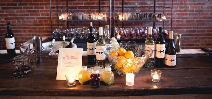 Hunters Alley Launch - Urban Palate - Boutique Catering - Los Angeles