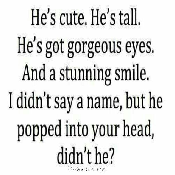"One direction but I was reading it like ""they are tall"" but then I realize its about crushes when I'm already in love with them"