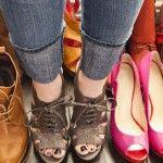 Recomendaciones a la hora de comprar zapatos