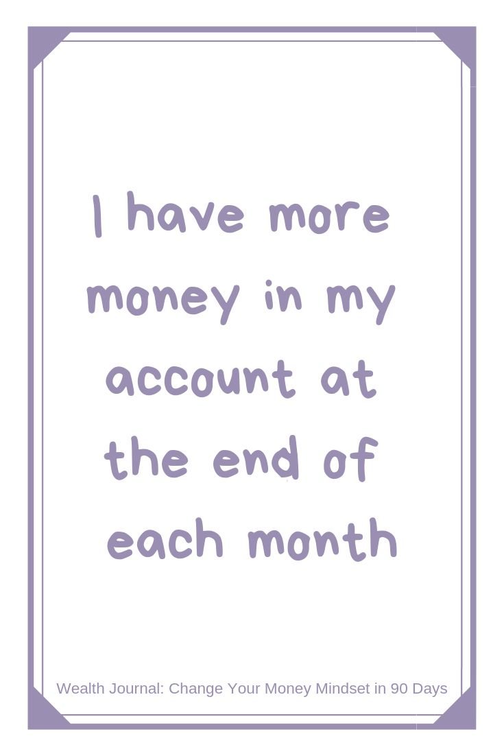 """""""I have more money in my account at the end of eac…"""