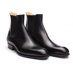 Weston - Chaussure Homme Cuir - Bottine Noire 471