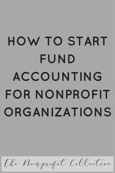 Nonprofit organizations use fund accounting, but how how it can be implemented in your organization? Let's discuss using fund accounting today.