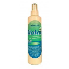 Destructeur d'odeurs spray 250ml Biolair