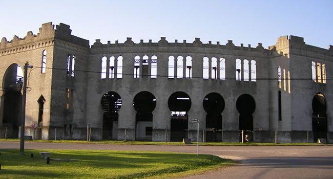 Plaza de Toros Real de San Carlos en Colonia del Sacramento