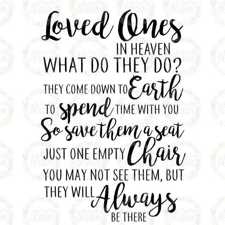 Download Memorial Lantern SVG | Save them a seat svg | Loved Ones ...